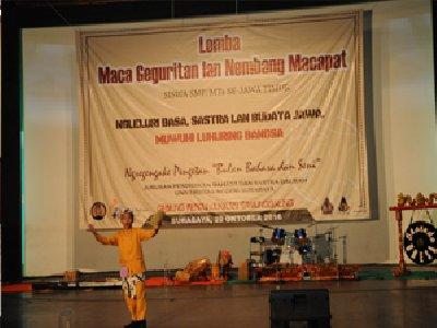 Lomba Mocopat Geguritan Dan Campur Sari